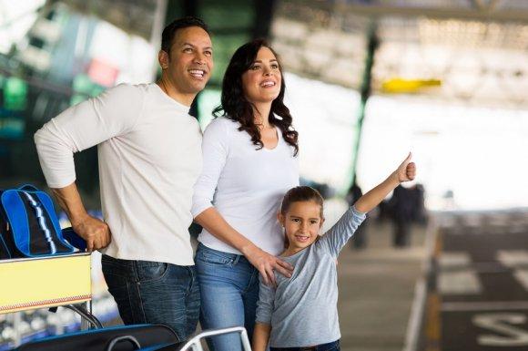 Société de taxi pour le transfert de personne depuis un aéroport